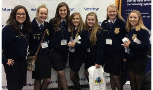 , Here's what happens when Vetericyn goes to the FFA National Convention…, Vetericyn Animal Wellness