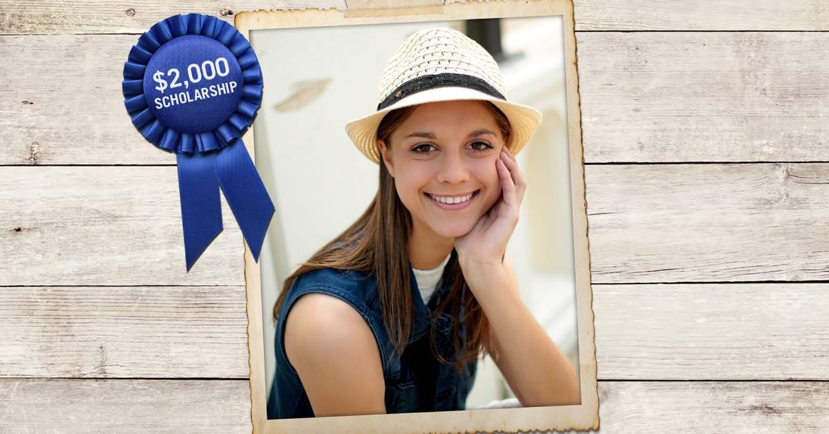 scholarship, Hannah Heit:  2018 Vetericyn Future Innovators of Agriculture Scholarship Winner, Vetericyn Animal Wellness