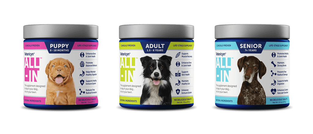 , Vetericyn ALL-IN™ Health Benefits, Vetericyn Animal Wellness